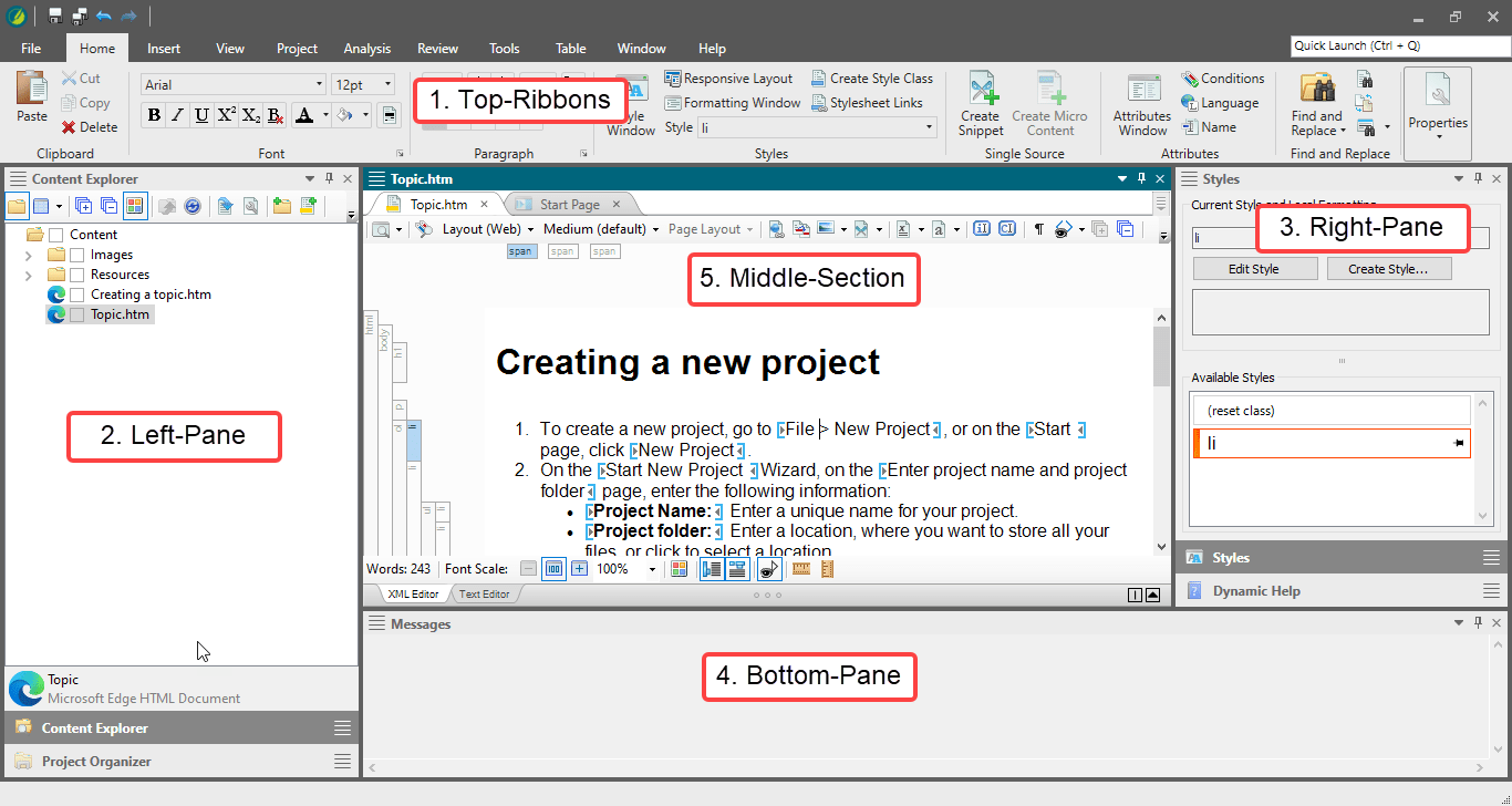 madcap-flare-interface