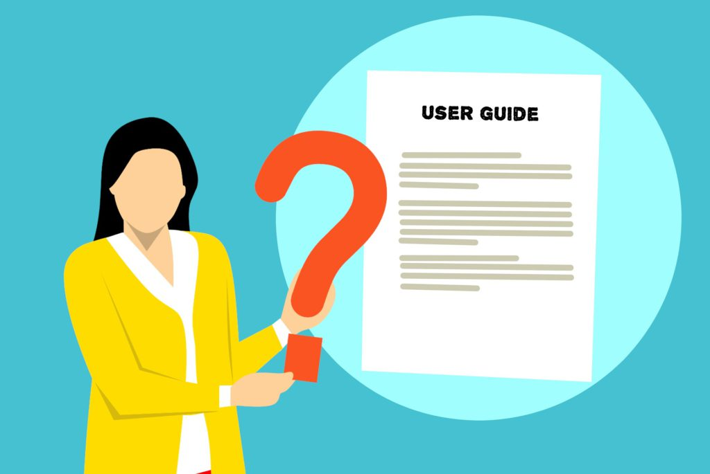 what is a user guide