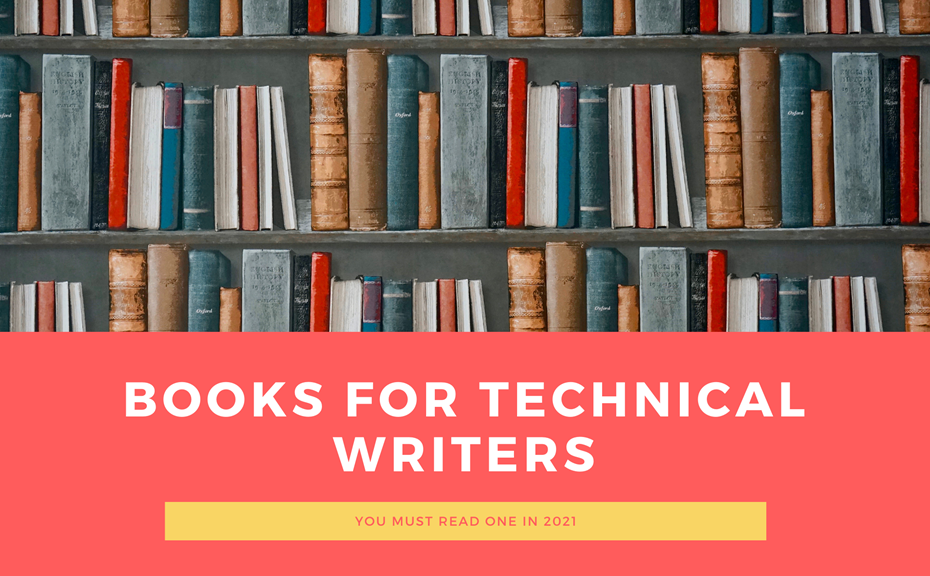 best books for technical writers
